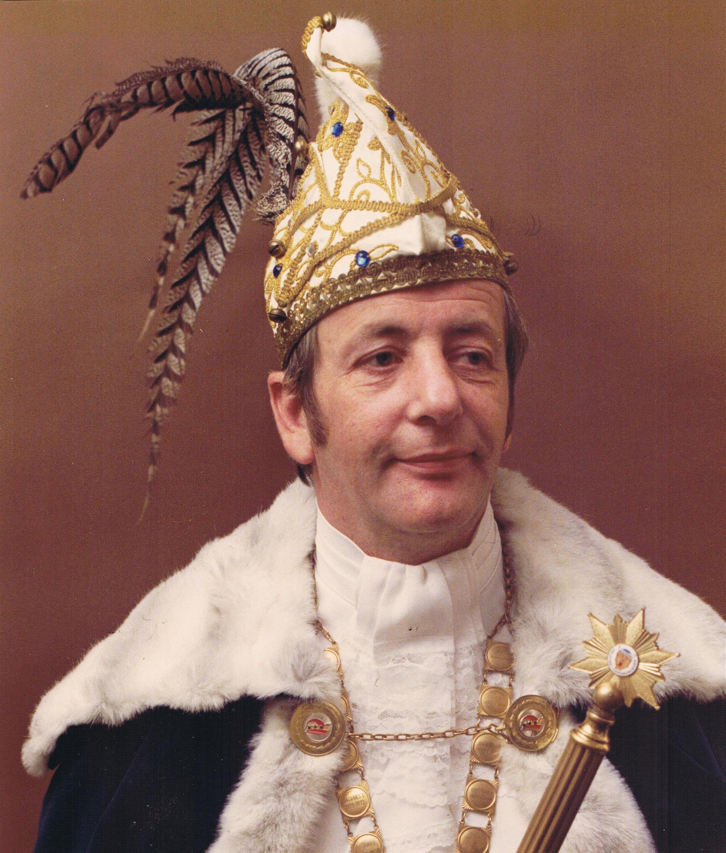1974 1975 Prins Martin de 1e Martin Massar