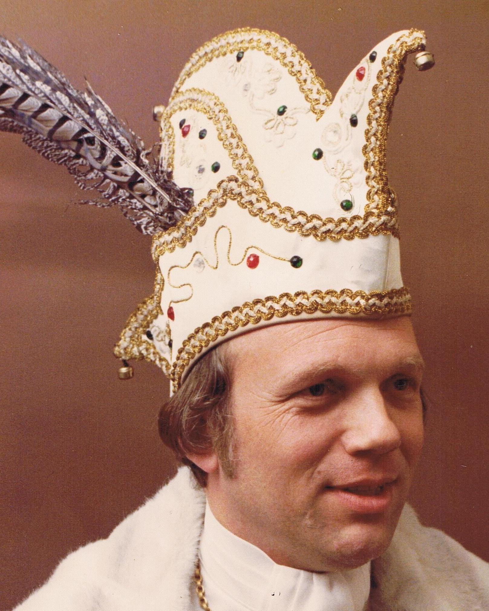 1975 1976 Prins Anton de 1e Anton Prins
