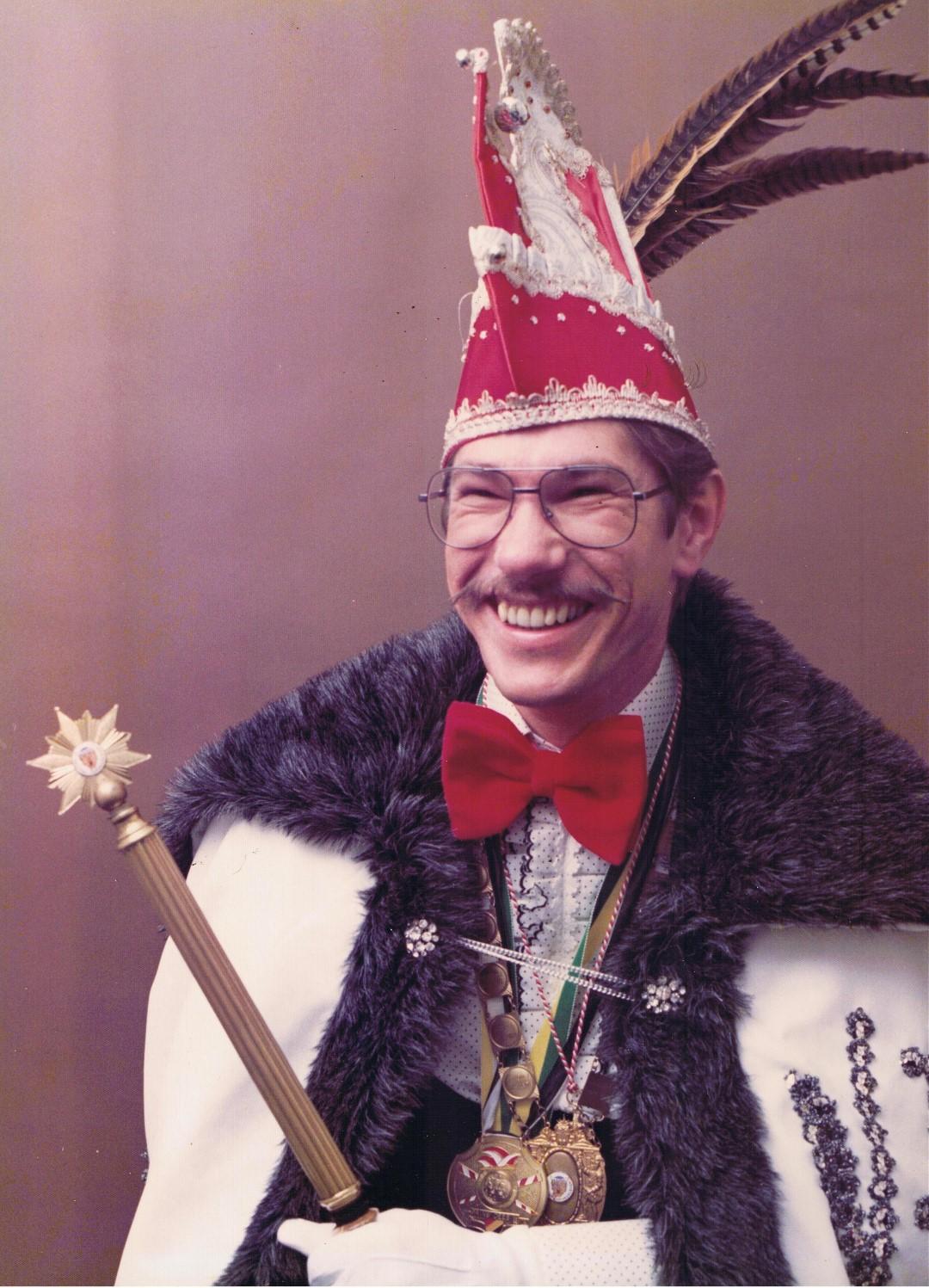 1977 1978 Prins Nico de 1e Nico Zwarts