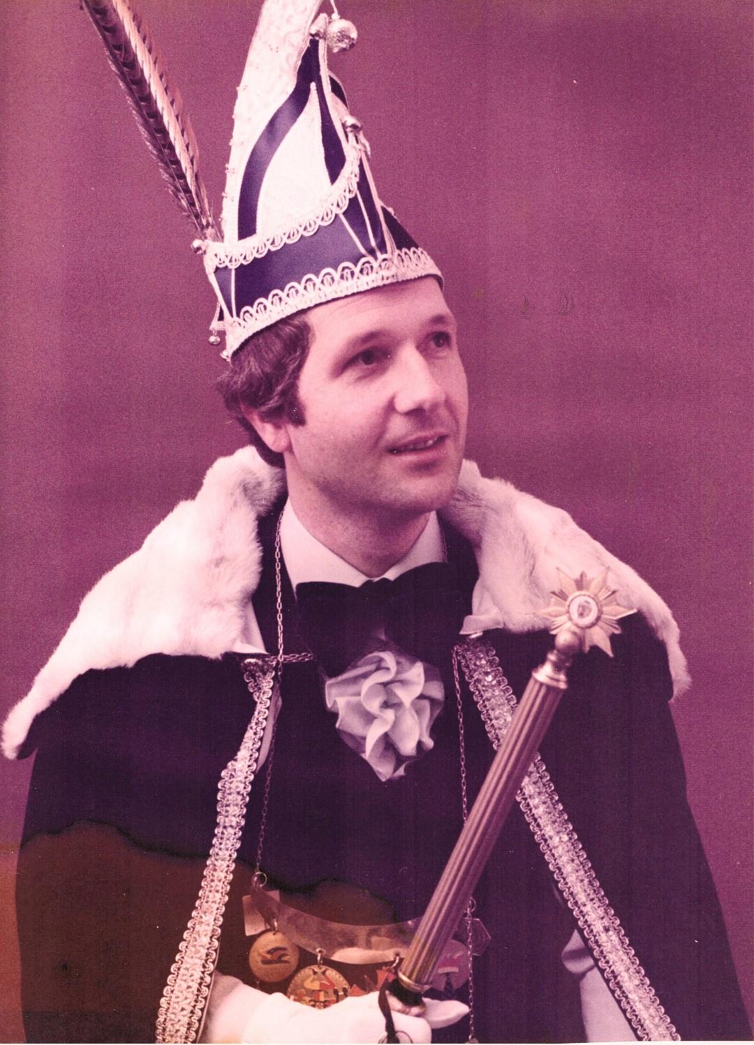 1978 1979 Prins Jos de 1e Jos Hoozemans