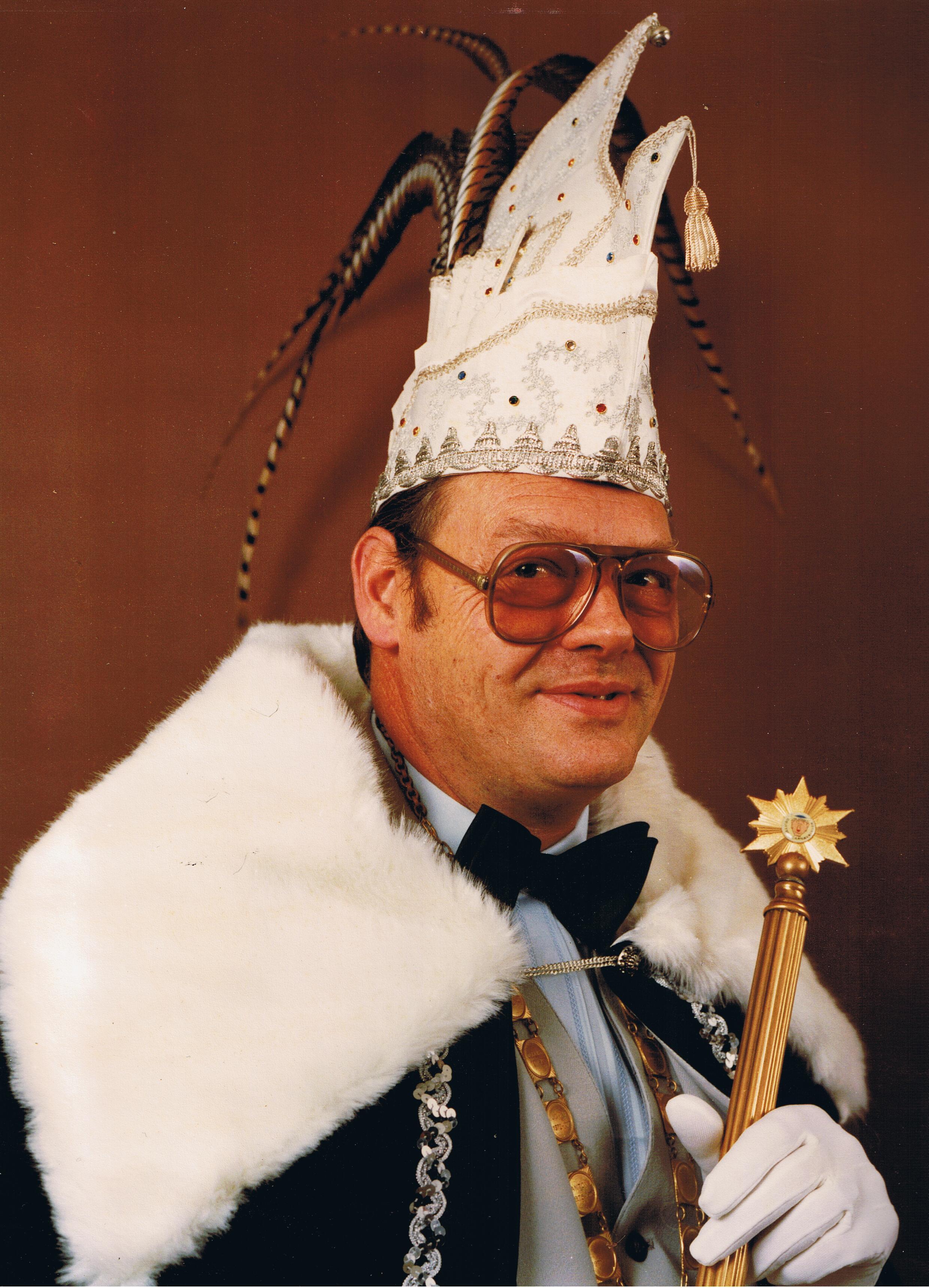 1981 1982 Prins Alexander de 1e Lex Tierates