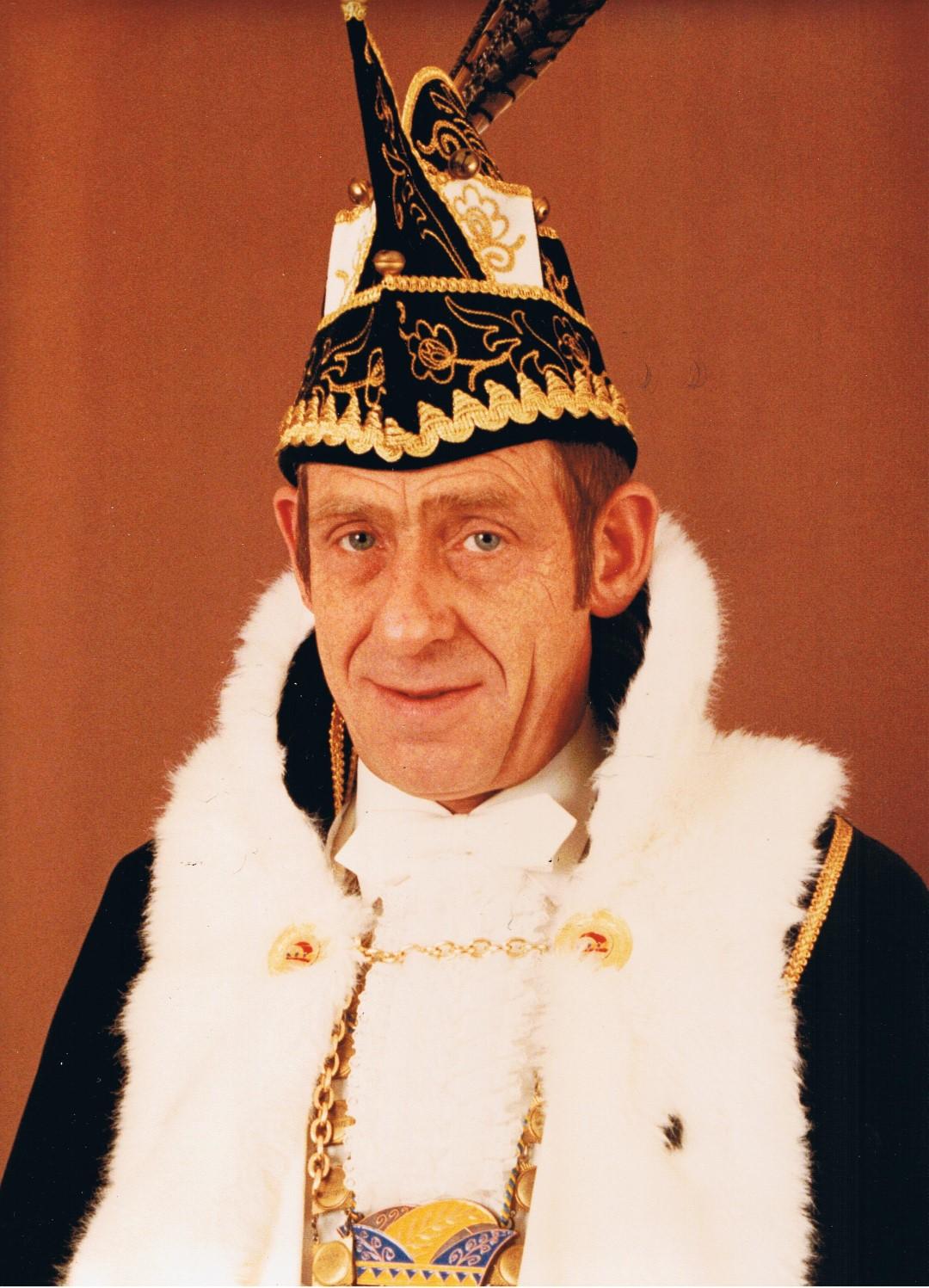 1985 1986 Prins Otto de 1e Otto Kerklaan
