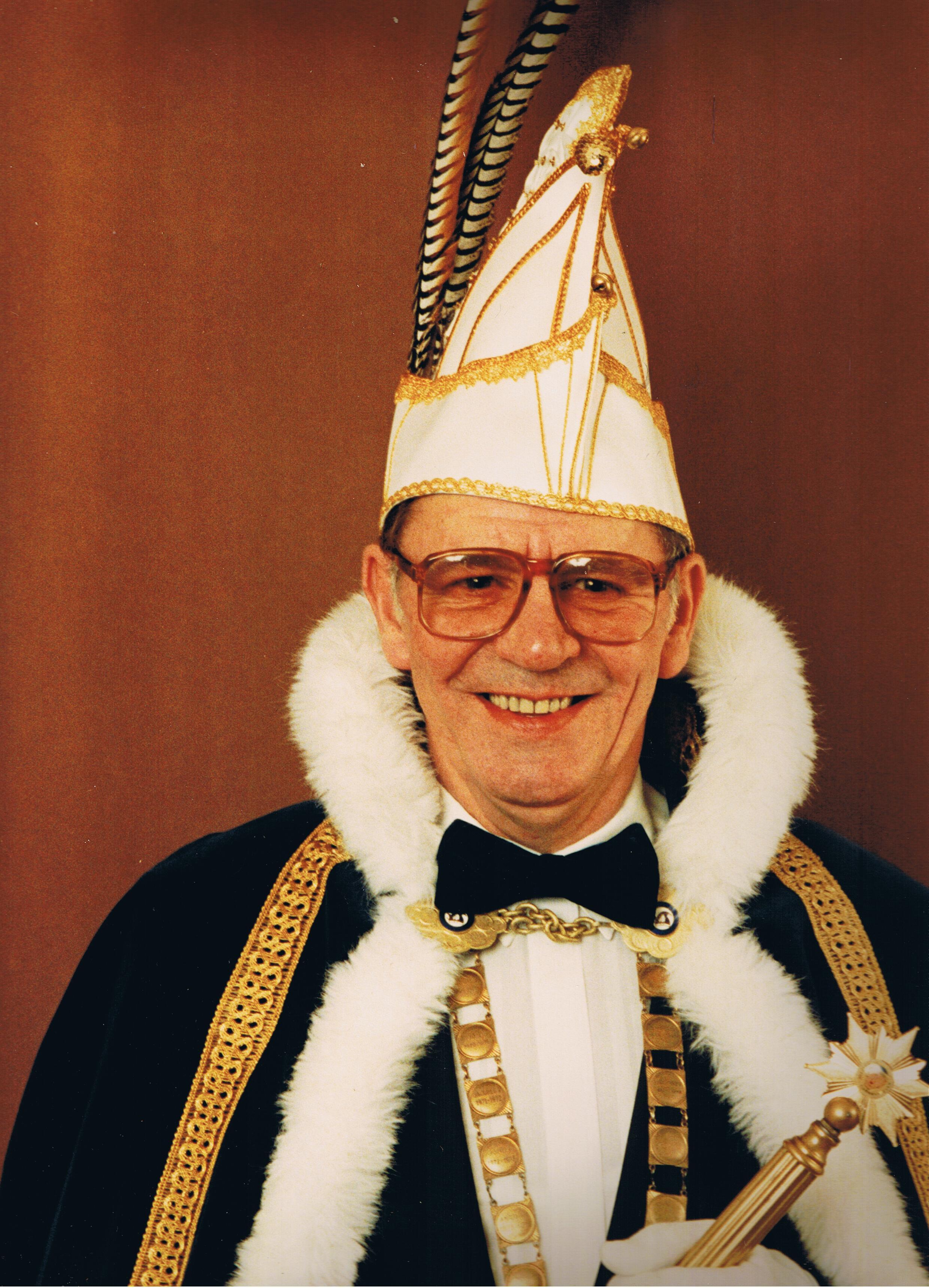 1986 1987 Prins Ab de 1e Ab van den Berg
