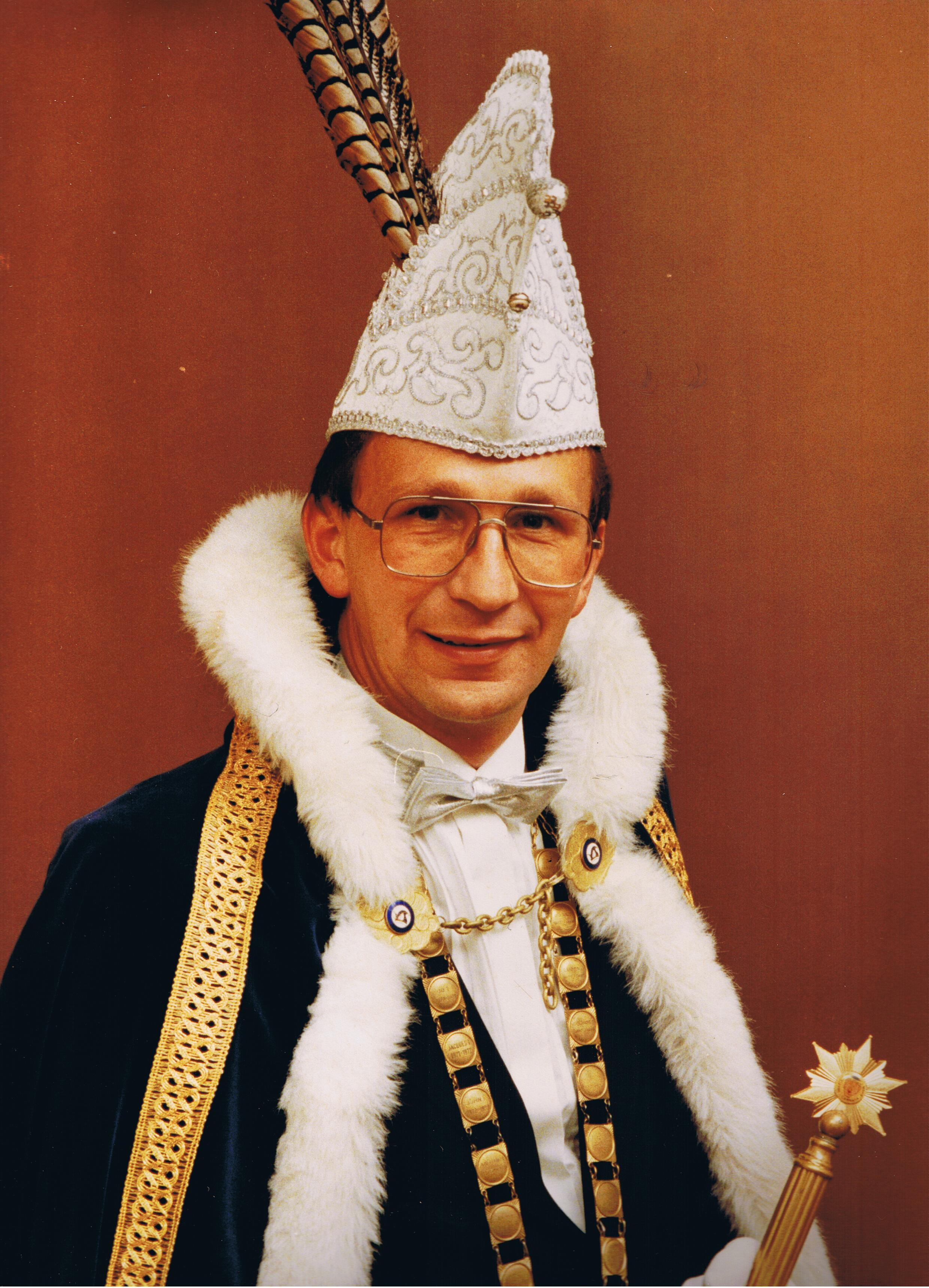 1987 1988 Prins Aad de 1e Aad Meuleman