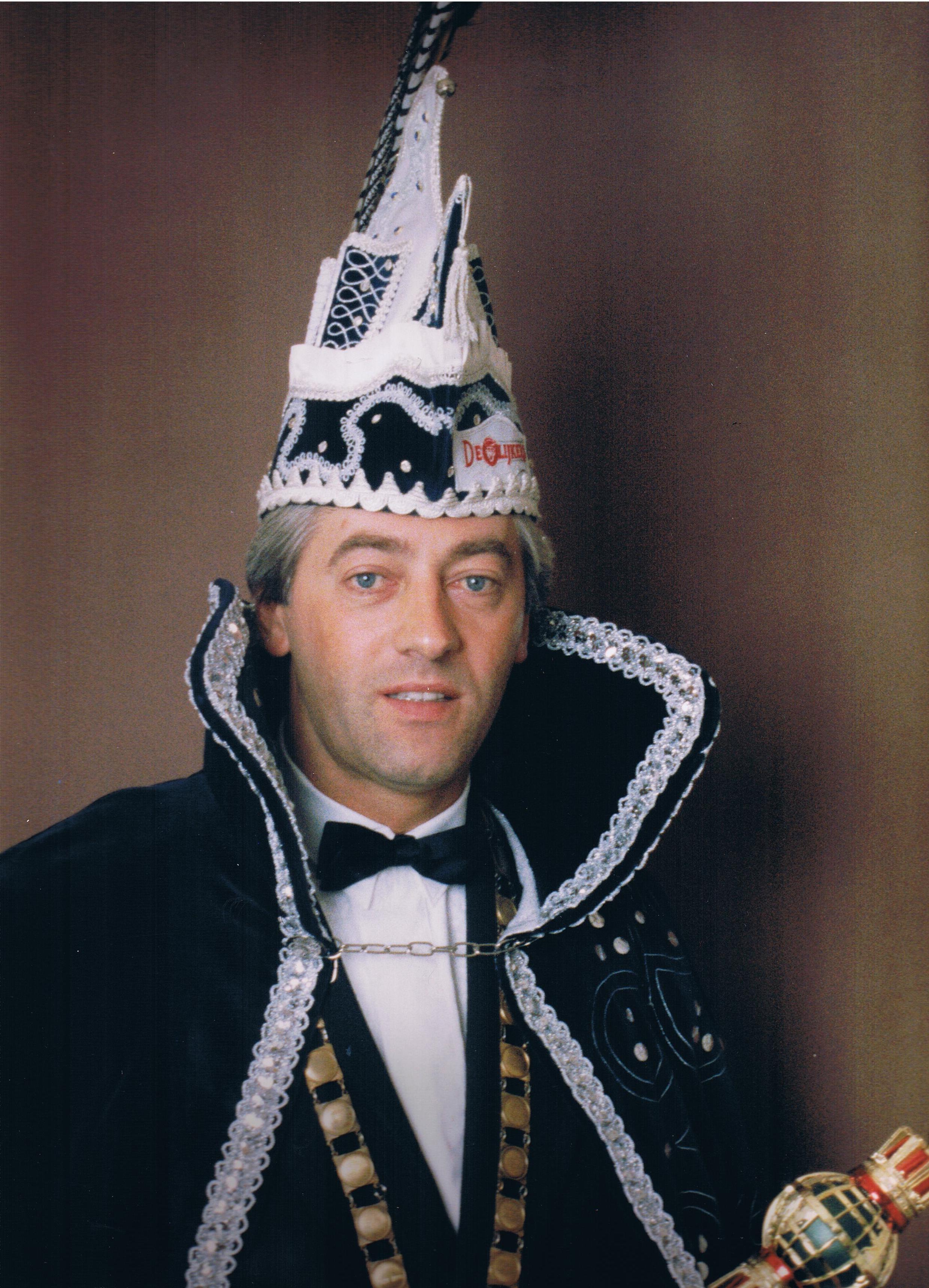 1990 1991 Prins Sjef de 1e Sjef de Poorter