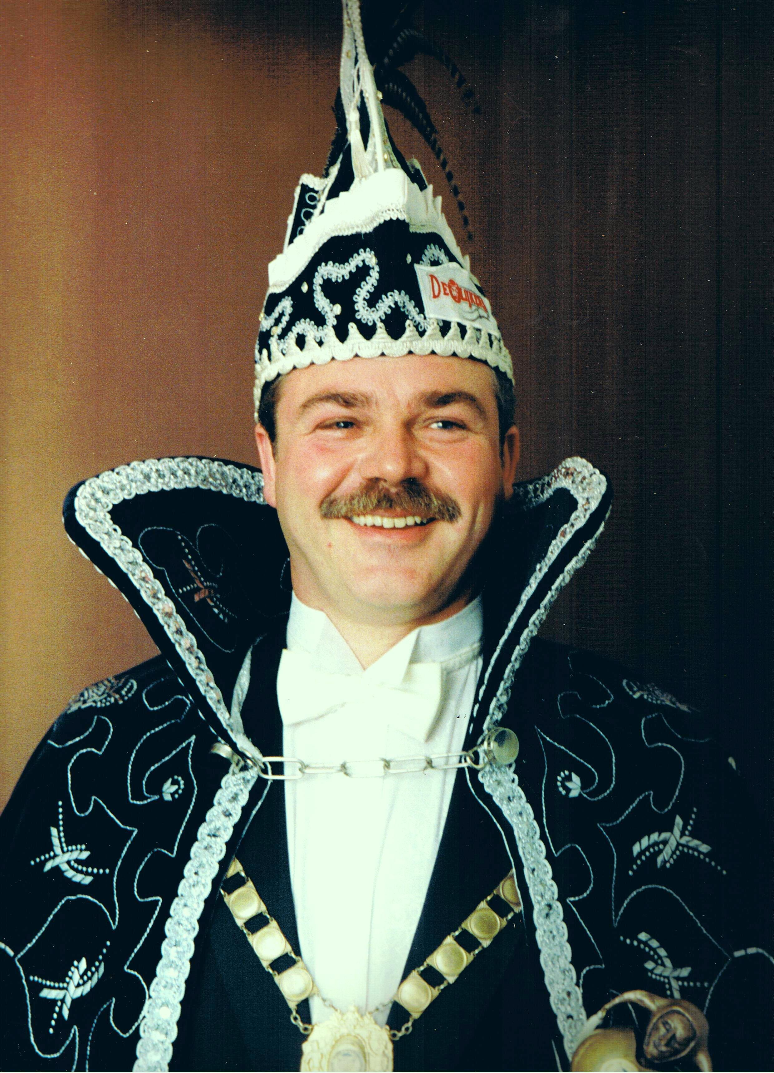 1992 1993 Prins Aad de 3e Aad Gagesteijn