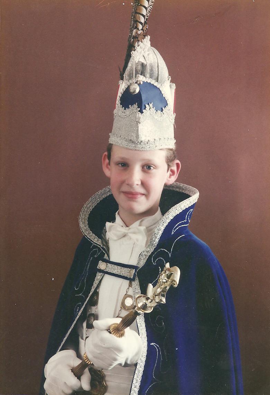 1992 1993 Richard de 1e Richard v.d. Giessen
