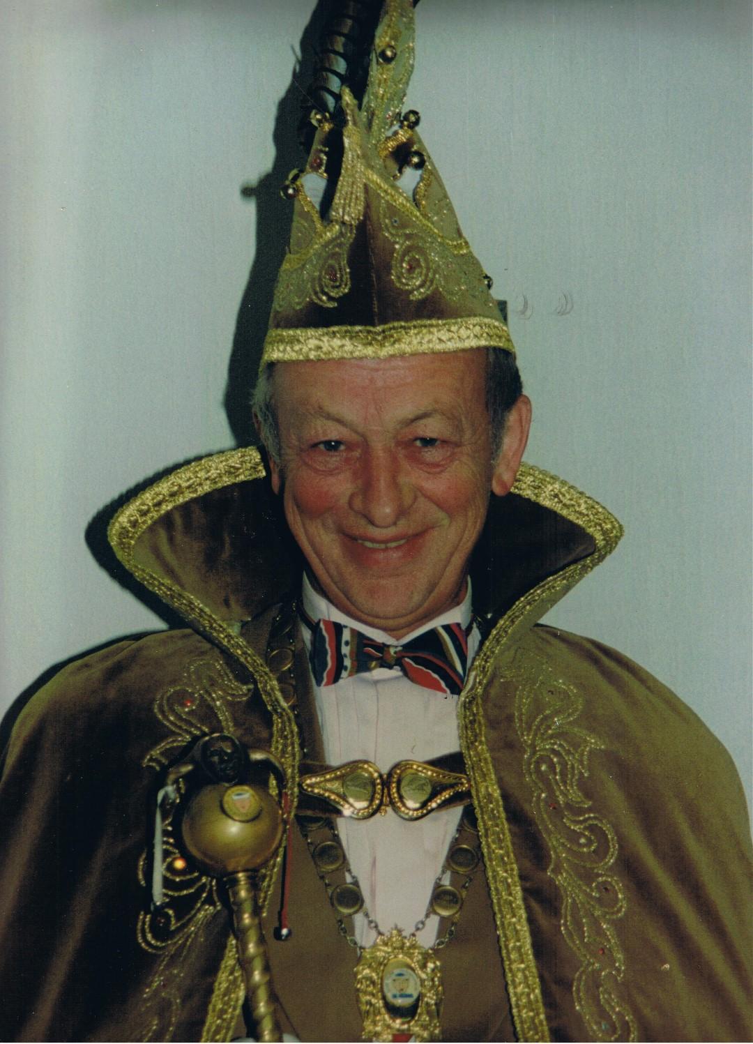 1994 1995 Prins Jan de 2e Jan Vleugel