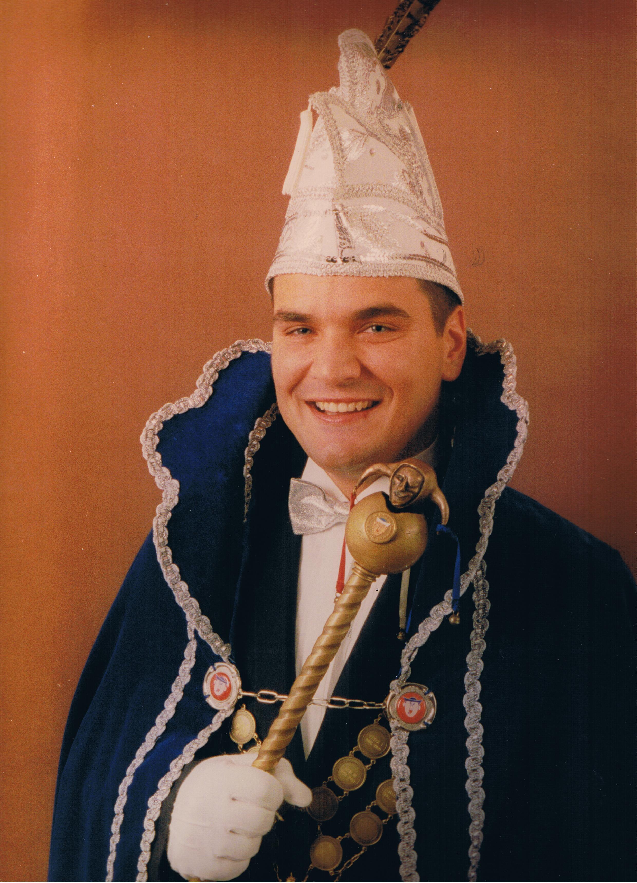 1996 1997 Prins François de 1e François Muilman