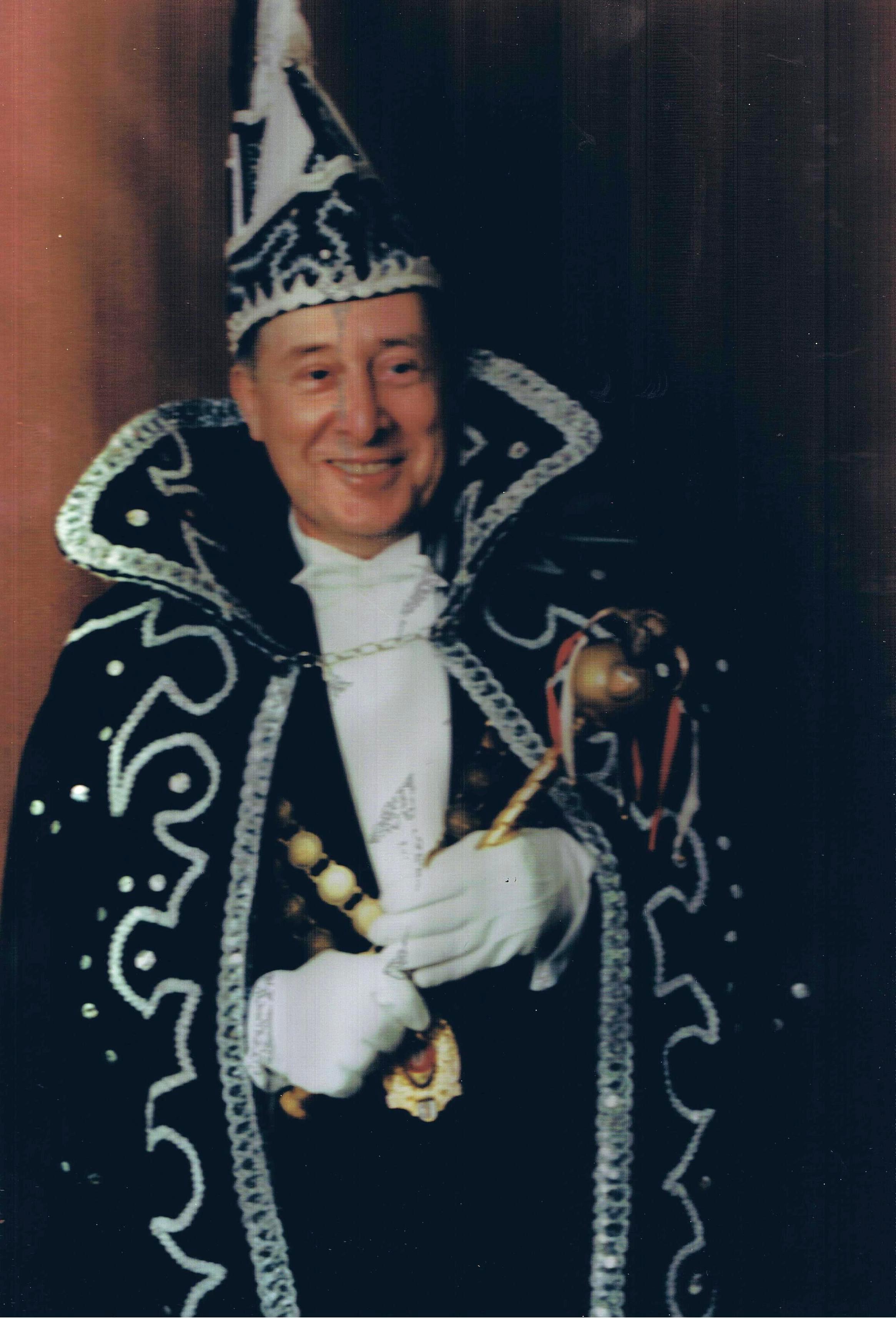 1997 1998 Prins Martin de 2e Martin Groenhorst