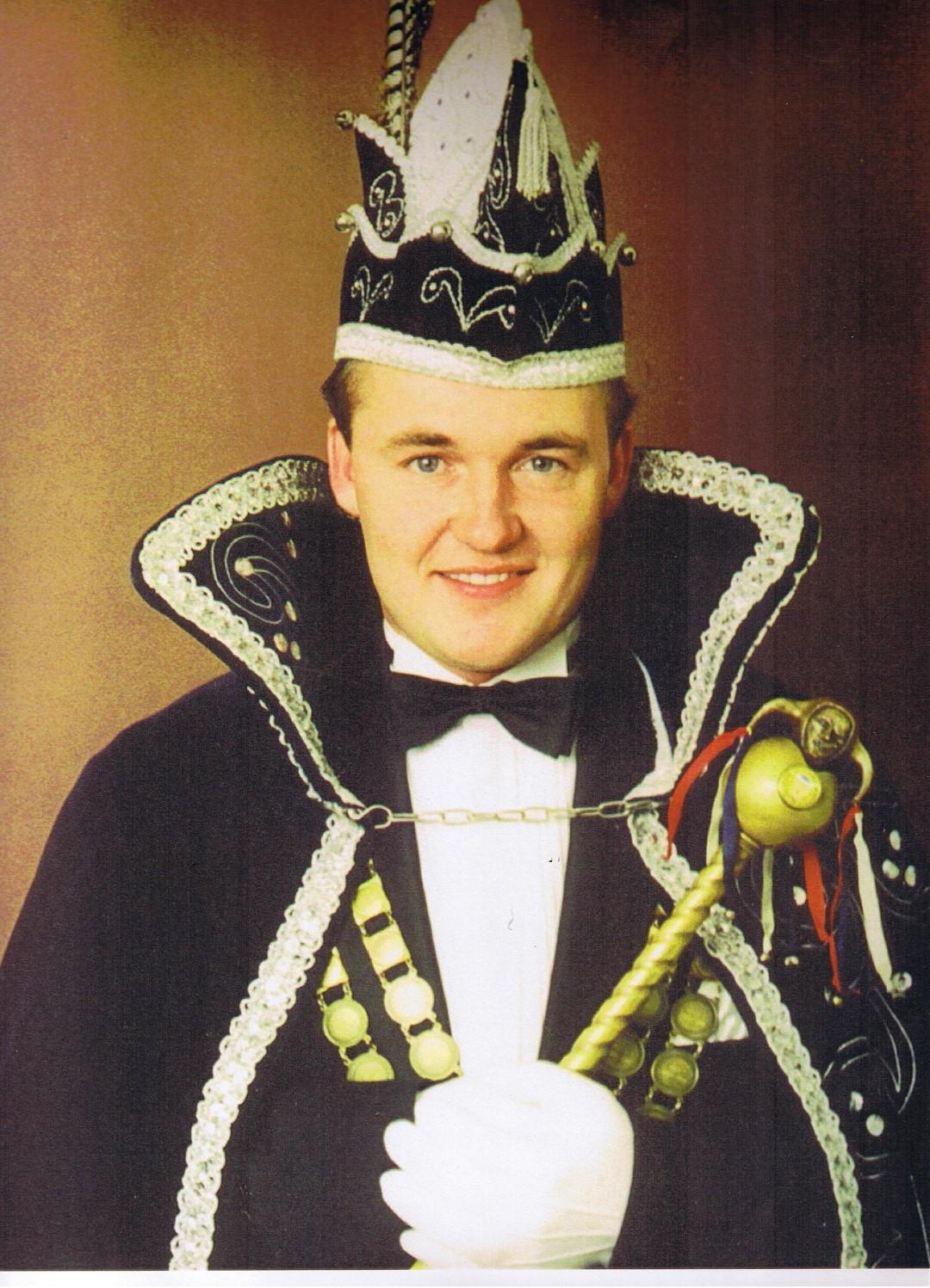 1998 1999 Prins Frans de 2e Frans Heijstraten