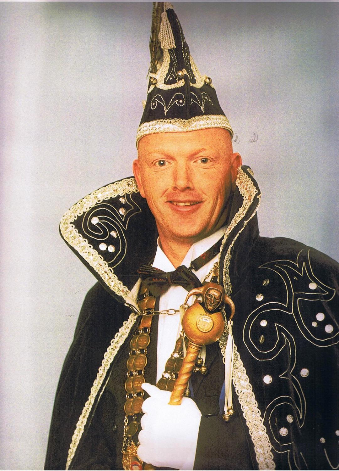 1999 2000 Prins Chris de 1e Chris Treling
