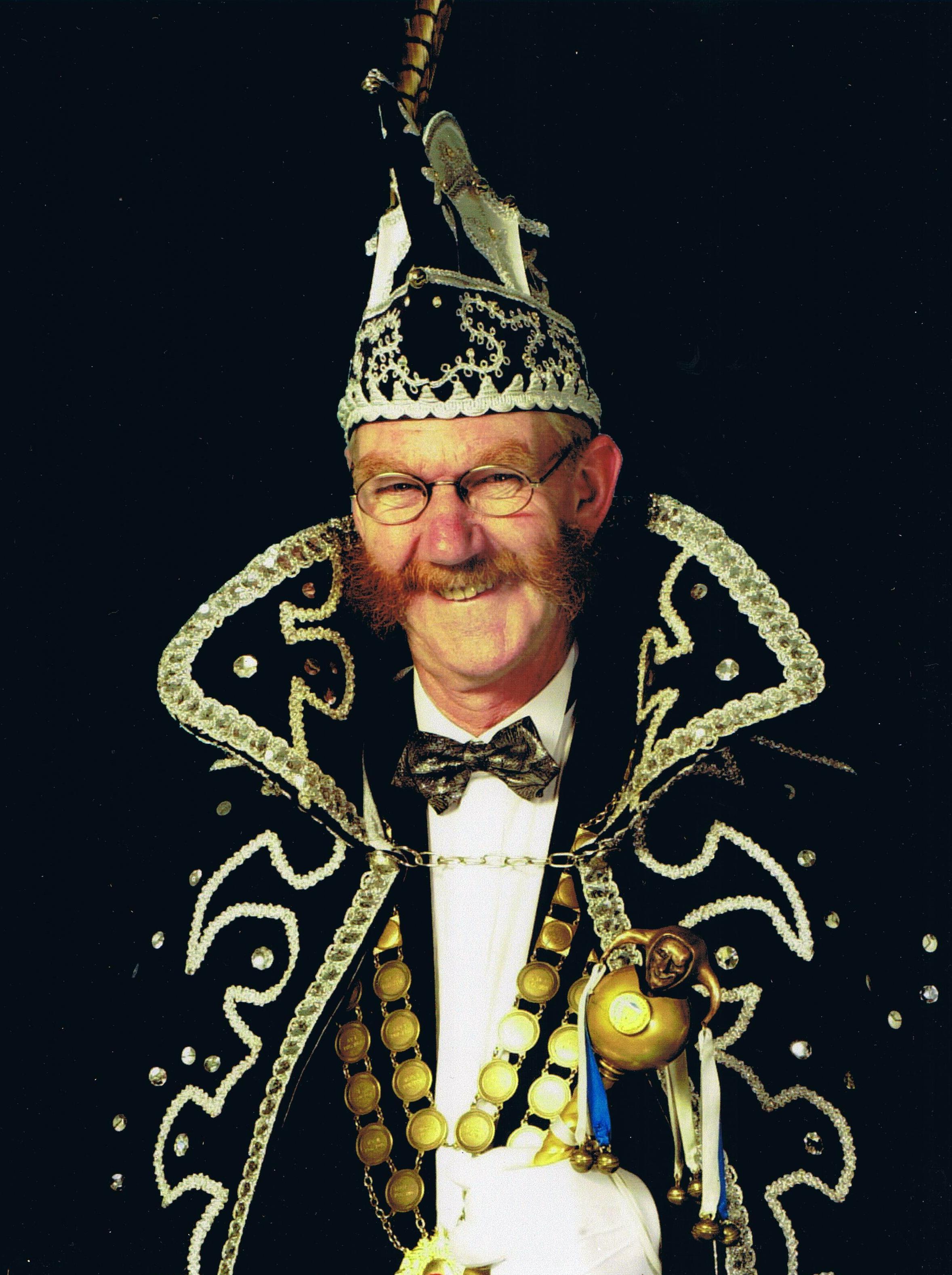 2000 2001 Prins Willem de 1e Willem van den Berg