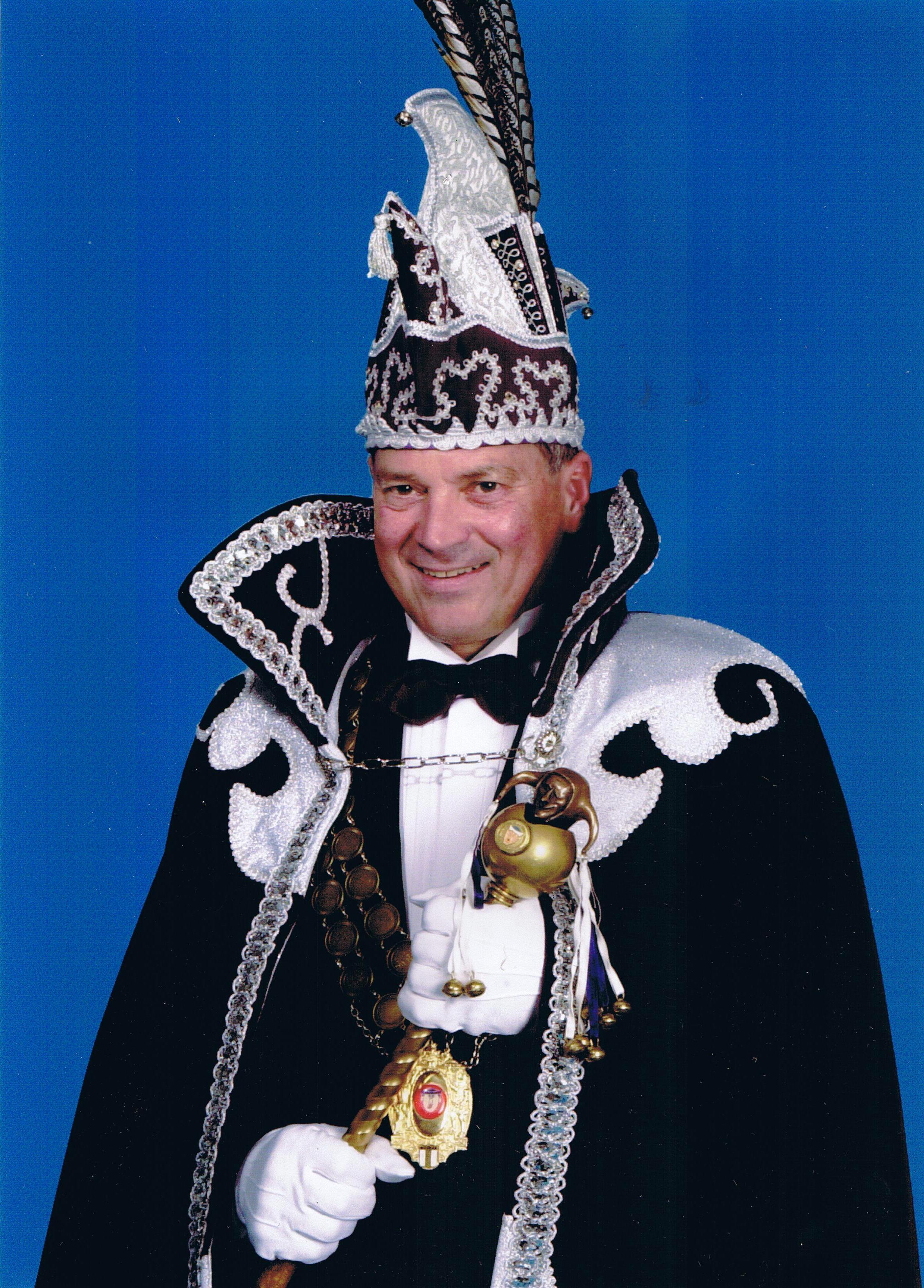 2001 2004 Prins Leen de 1e Leen Drevijn