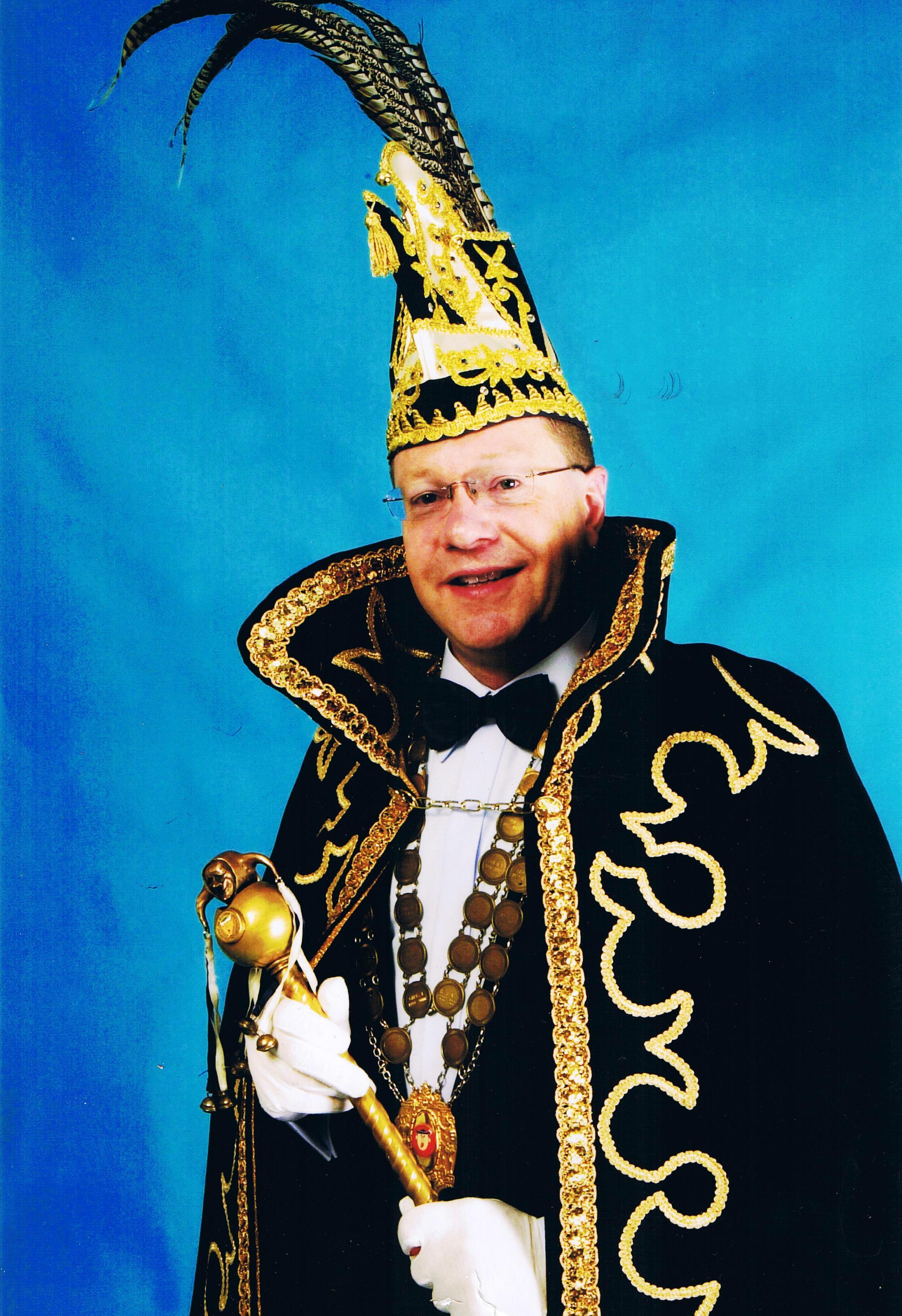 2002 2003 Prins Marcellinus de 1e Marcel Massar