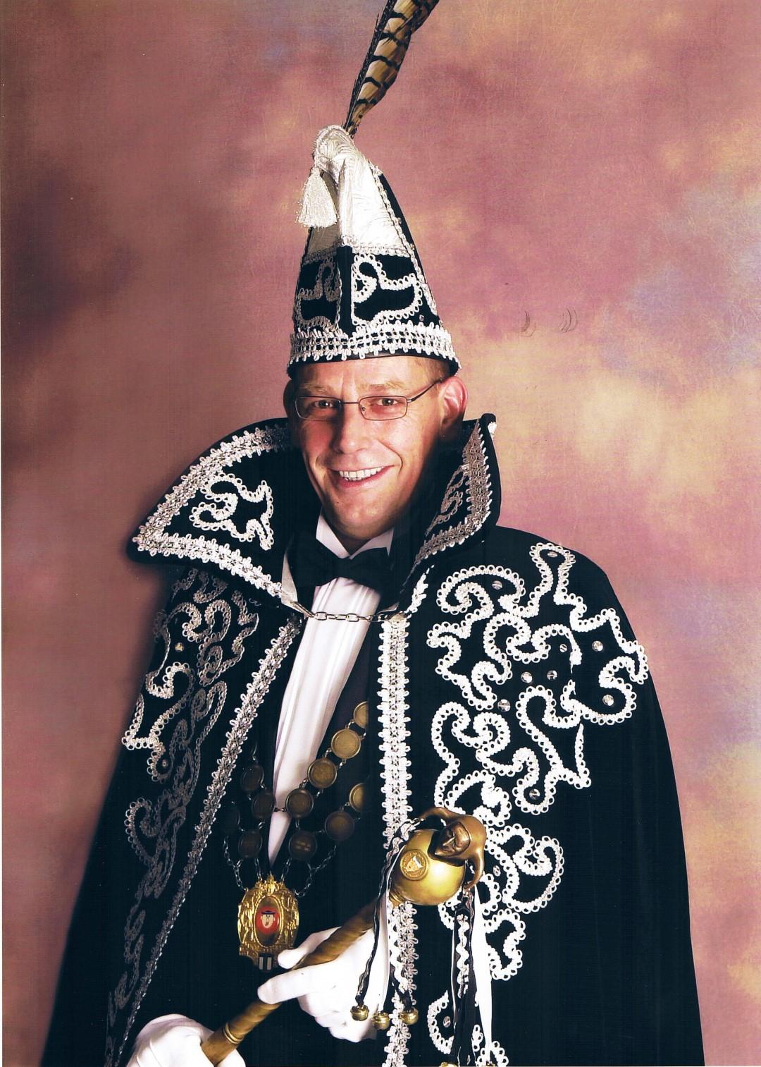 2004 2005 Prins Frank de 1e Frank van den Akker
