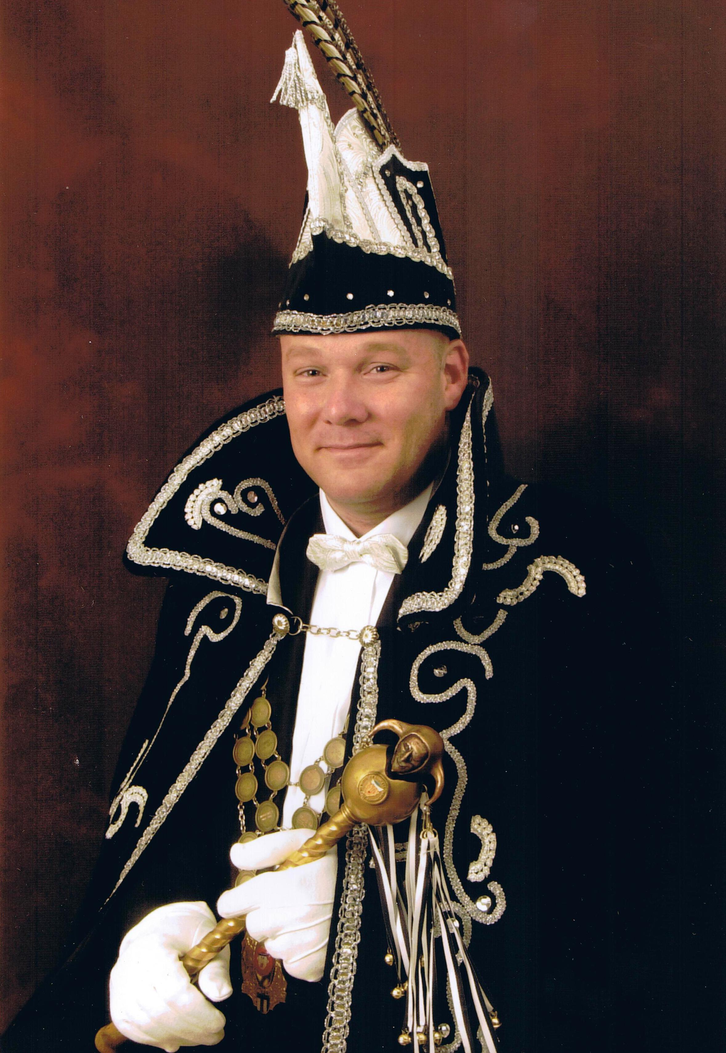 2005 2006 Prins Patrick de 1e Patrick Vrijmoed