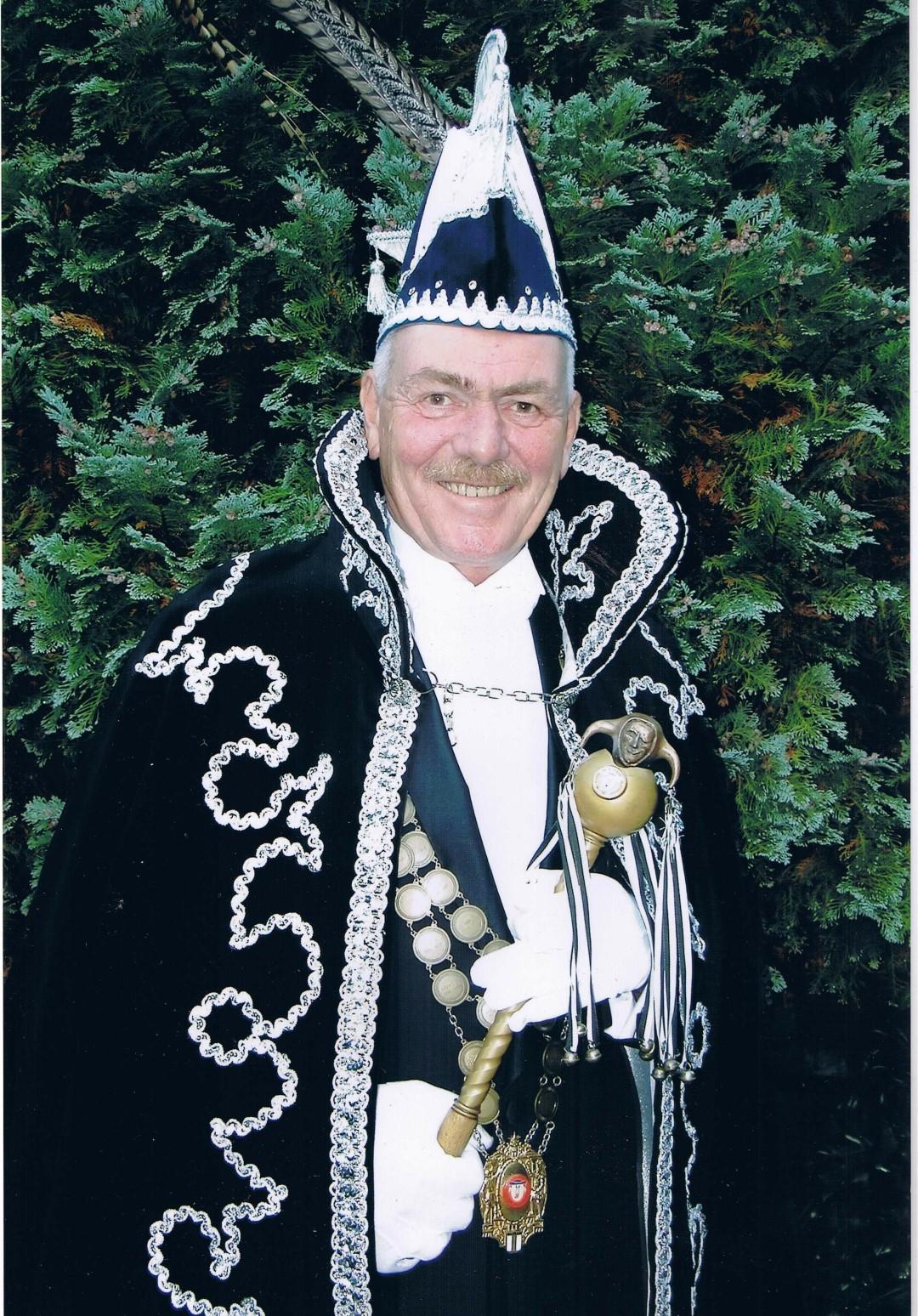 2006 2007 Prins Rien de 2e Rien Klapwijk