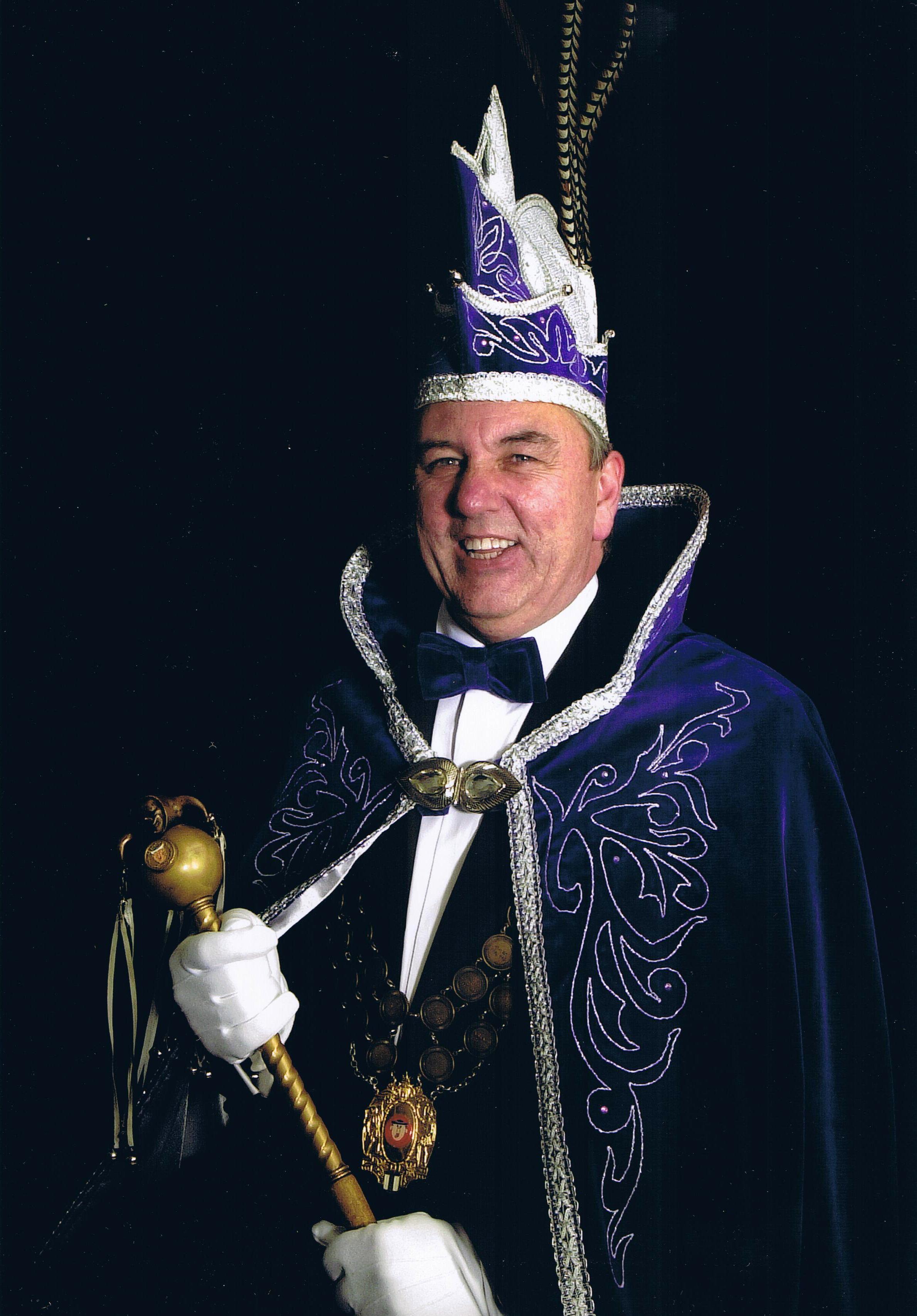 2007 2008 Prins Gerard de 1e Gerard Blom