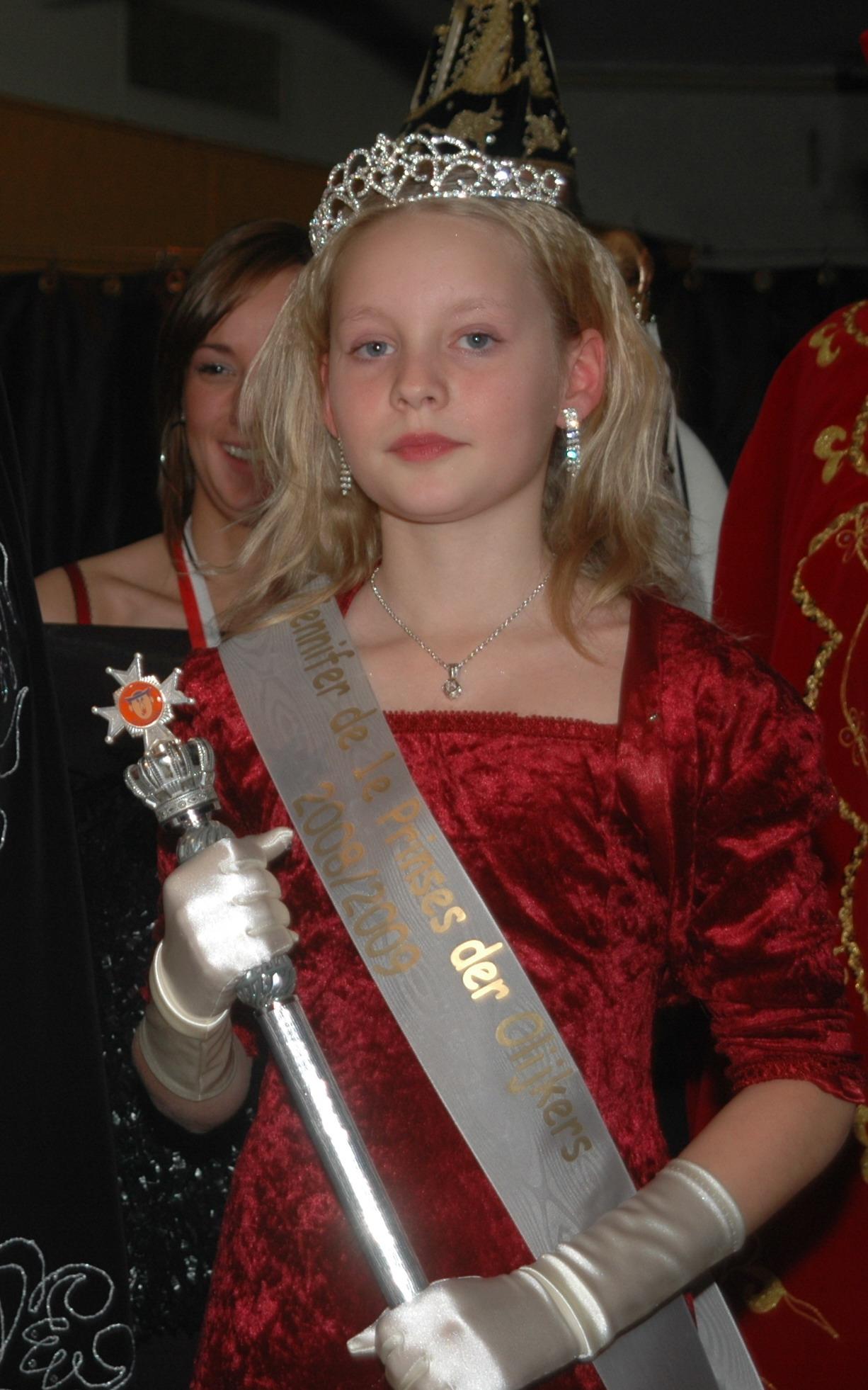 2008 2009 Jennifer de 1e Jennifer de Cock