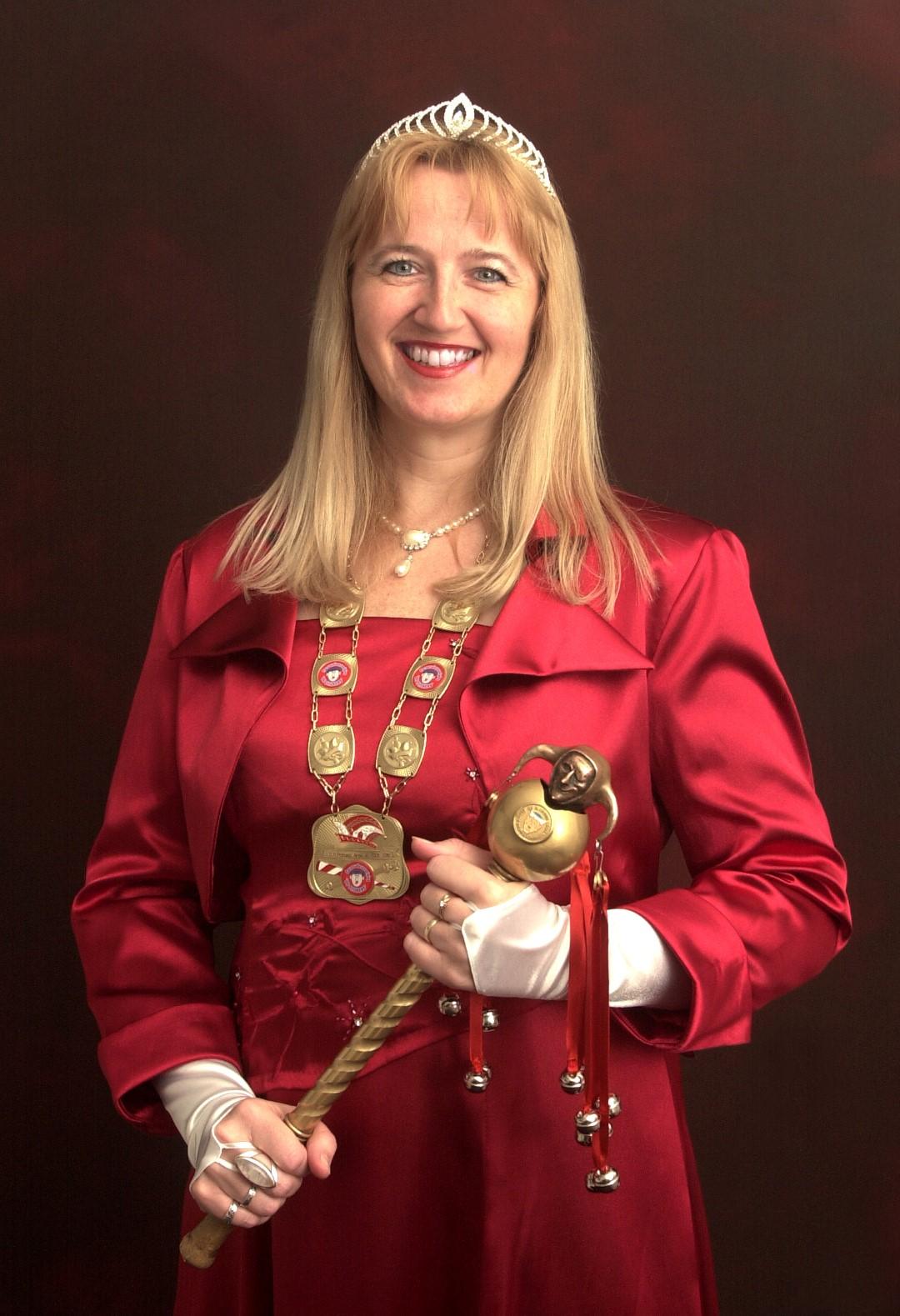 2009 2010 Prinses Anja de 1e Anja van Dijk