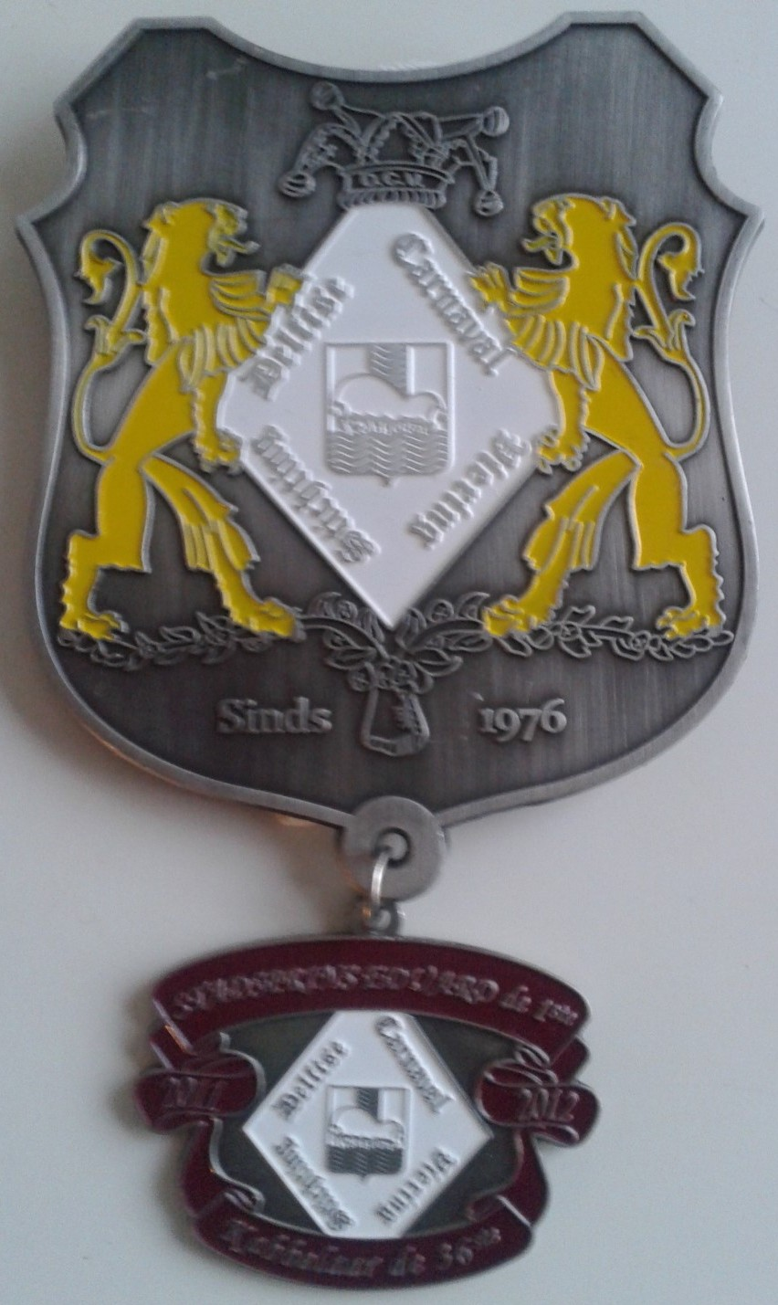 DCV Prinsenmedaille
