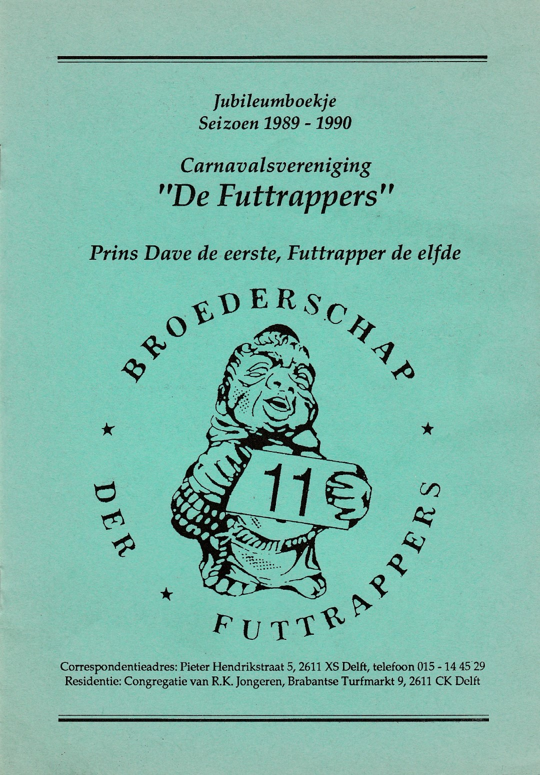 Futtrappers jaarboek