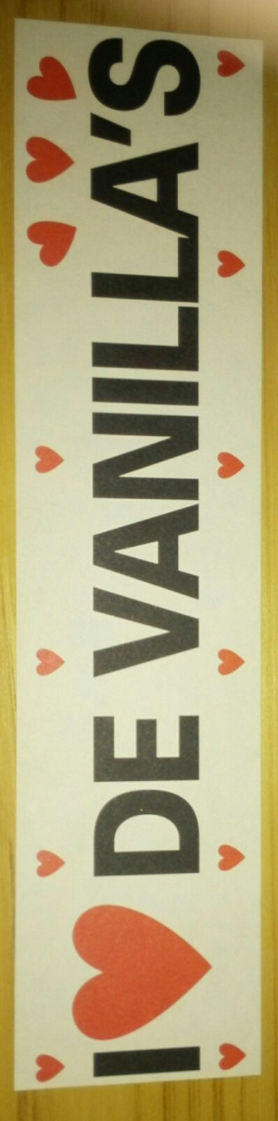 Vanillas sticker 02