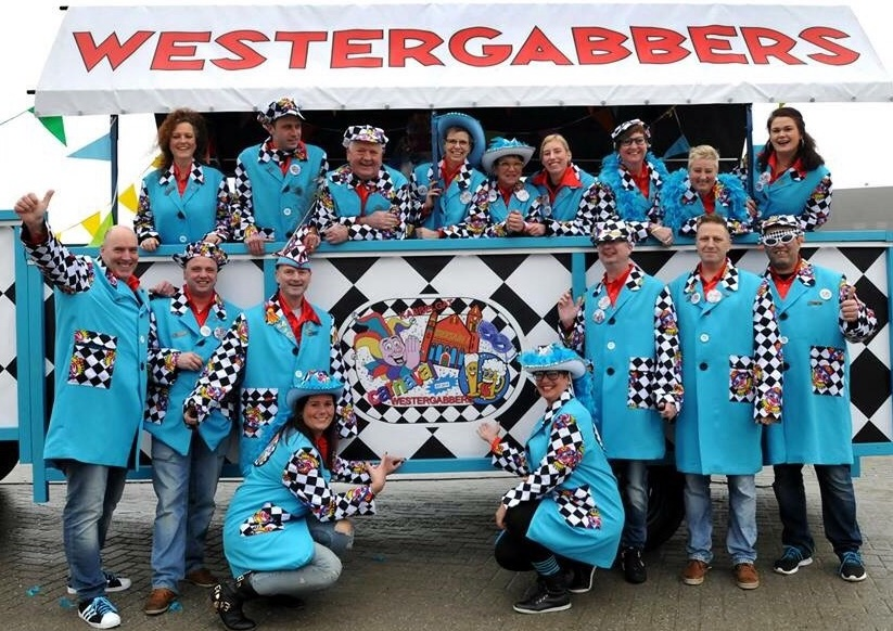 Westergabbers optocht 2016