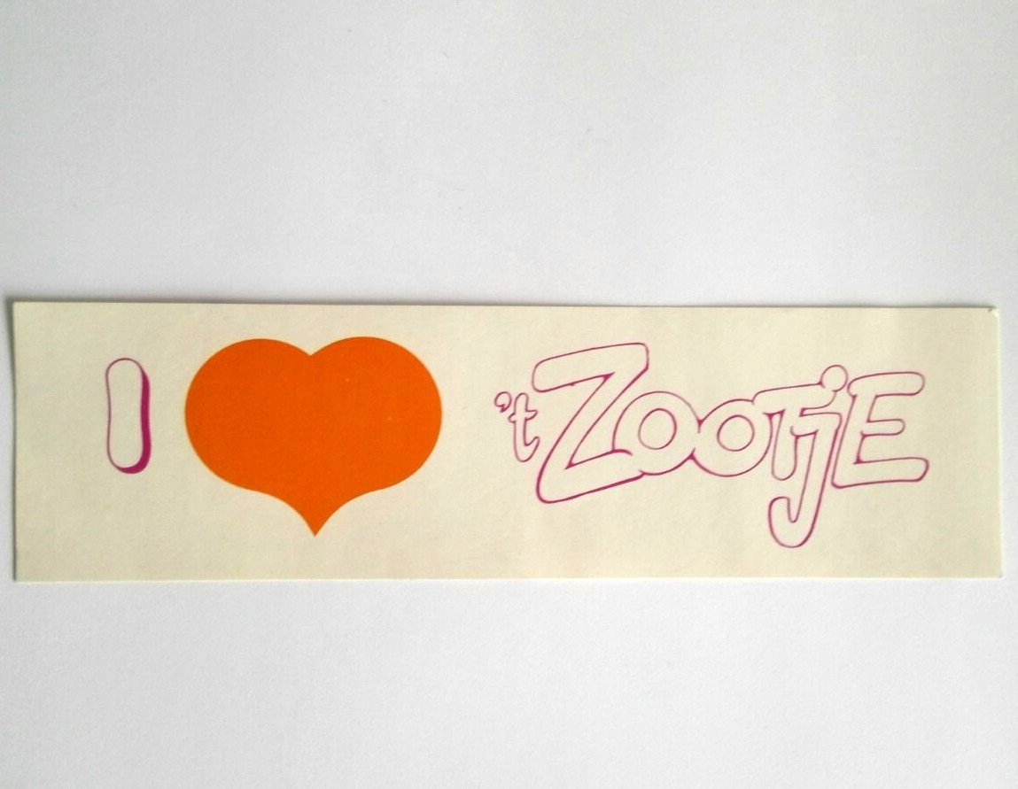 Zootje Sticker